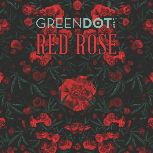 Red Rose branded strain design