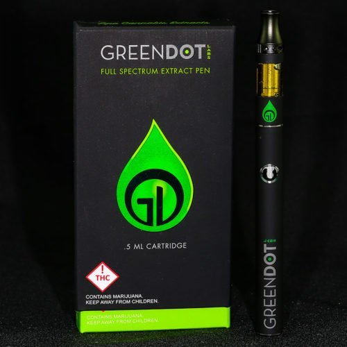 Find Our Products | Green Dot Labs