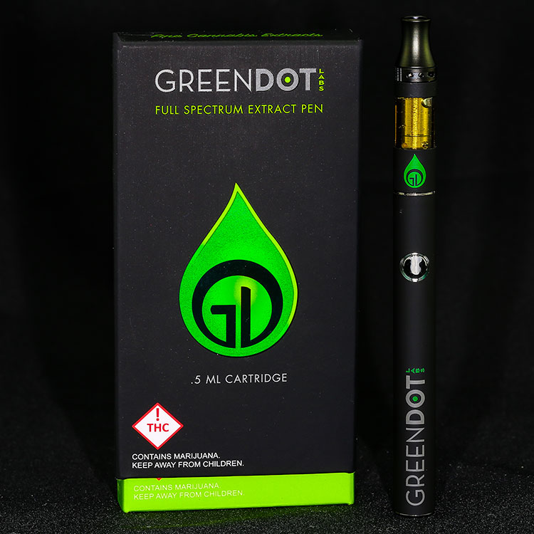 Full Spectrum Cannabis Extract Pen