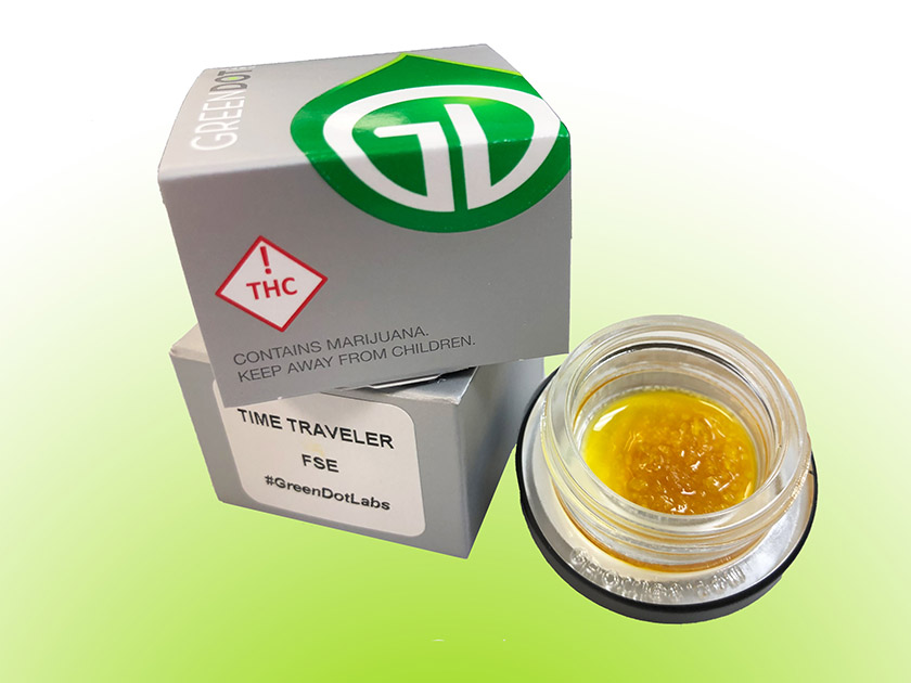 Silver Label Marijuana Oil